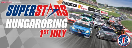 v8 Superstars - Hungaroring